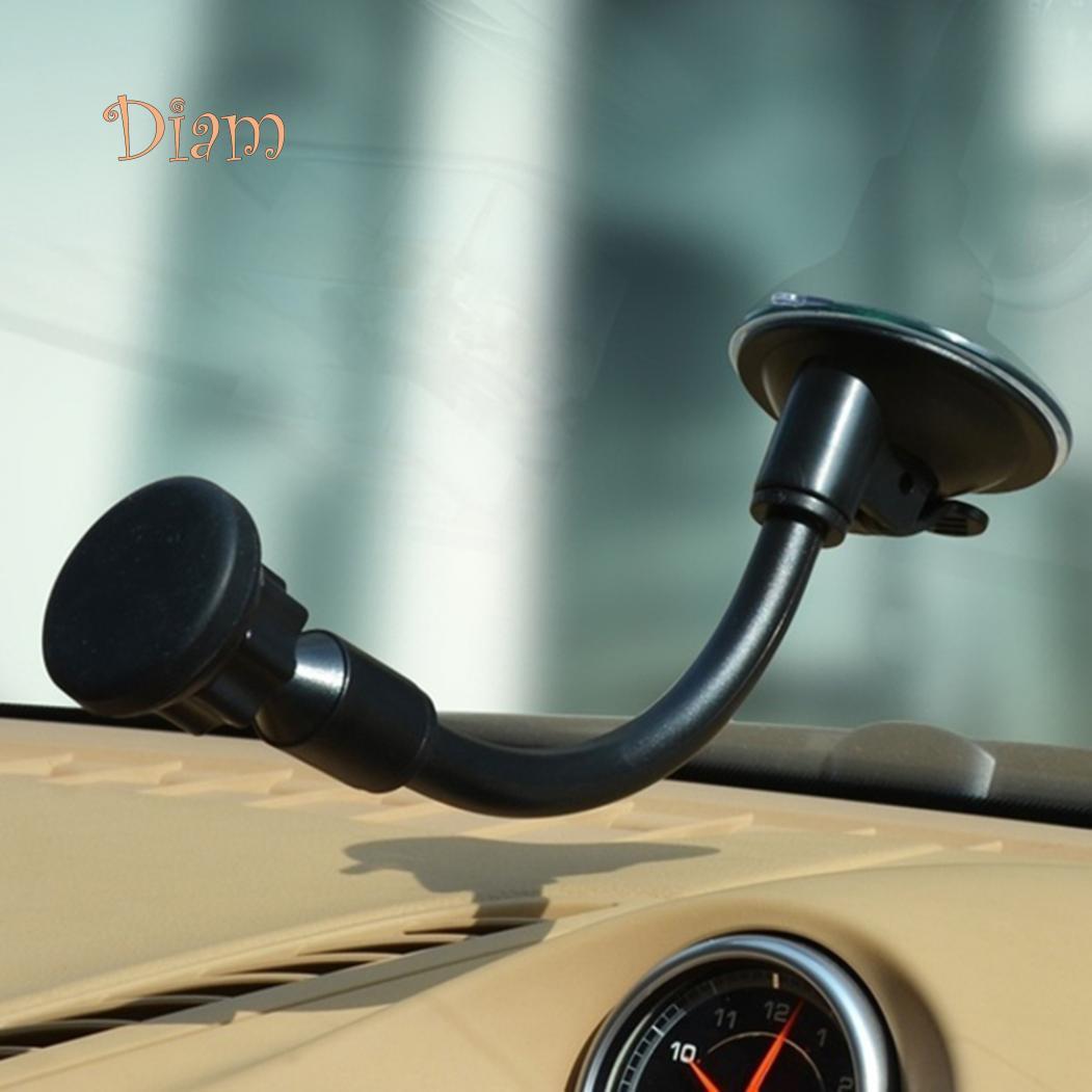 SP Универсальный Long Arm Магнитный Телефон Держатель Регулируемый автомобиль Ветровое стекло Маунт Стенд