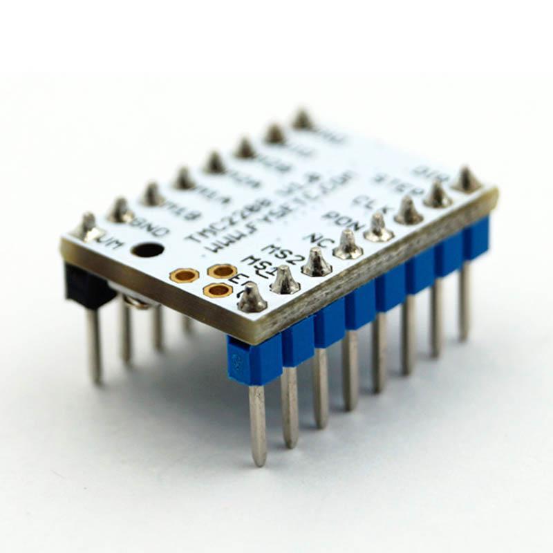 Stepper motor drive tmc2208 v1 0 stepper motor mute silent excellent  stability protective 3D printer