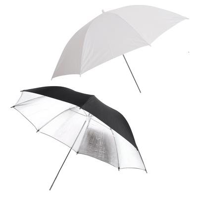 Tuuertge Reflector for Photography 33 Inches White Professional Translucent Soft Umbrella Multi-Disc for Photo and Video Studio Shooting Light Reflecto Color : White, Size : 33 inches