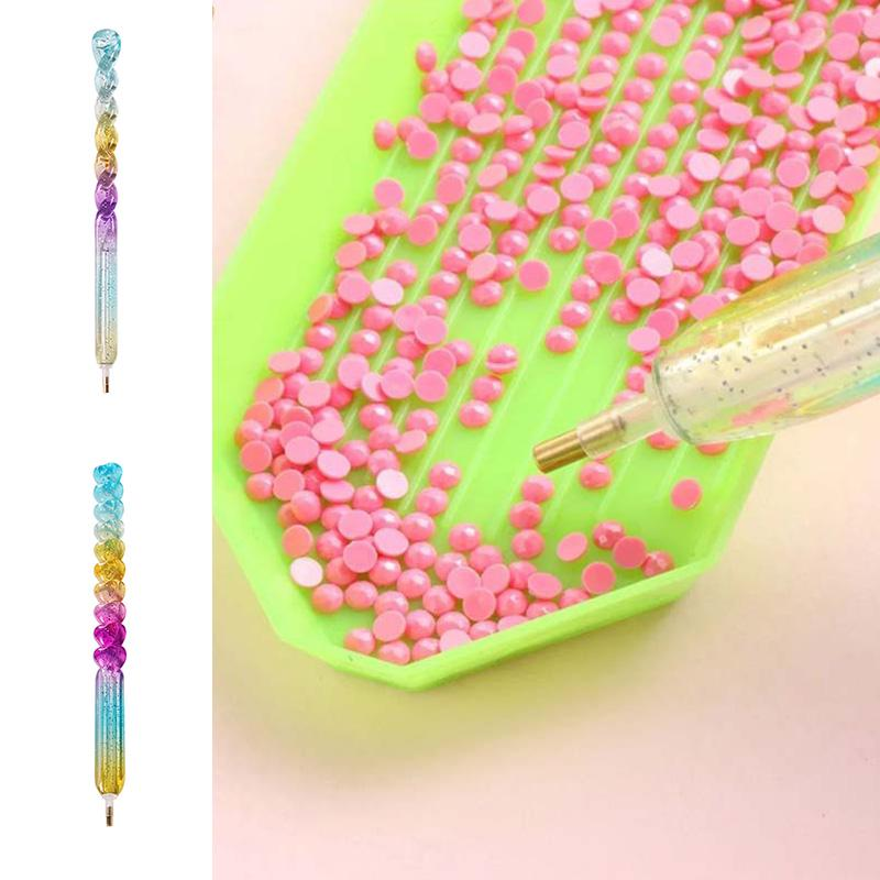 3 Pcs DIY Diamond Painting Drill Point Pen DIY Crafts Sewing Embroidery tool