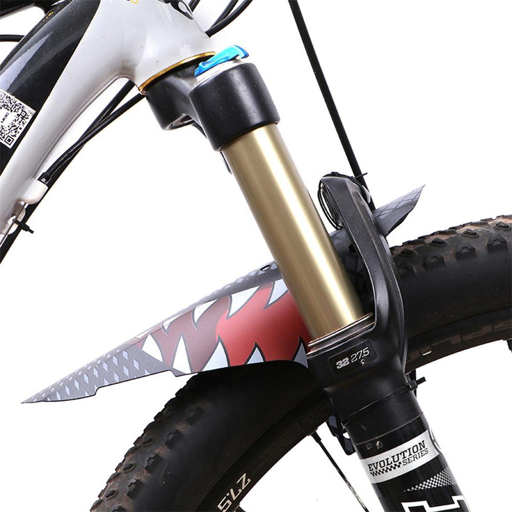 1PC Mountain Road Bike Bicycle Cycling MTB Tire Rear Mudguard Fender Mud Guard