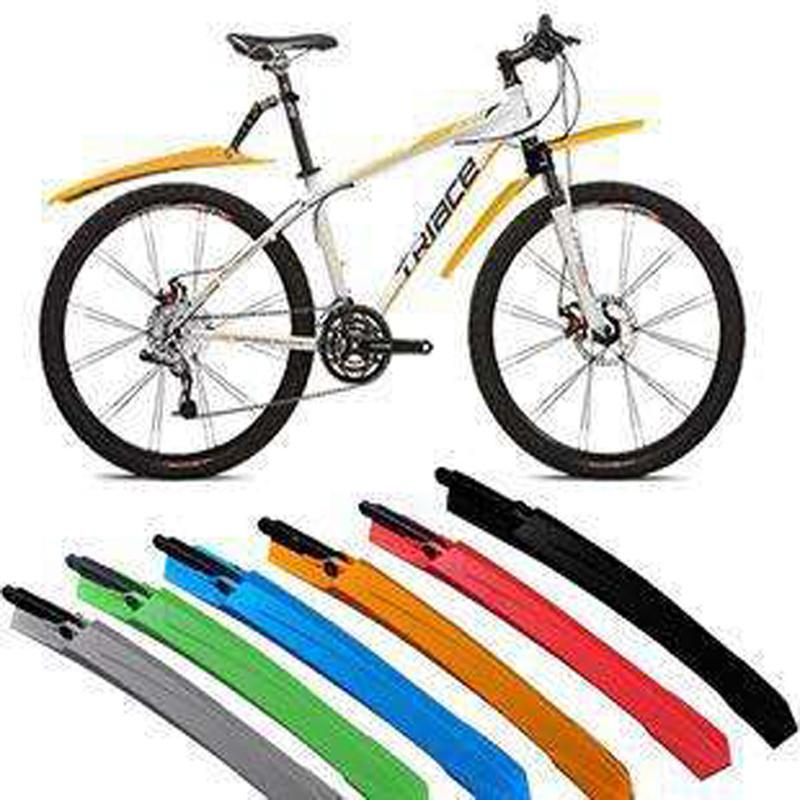 2pcs//set Kid/'s Bike Front Rear Mudguard Fender Road Cycling Bicycle Accessory