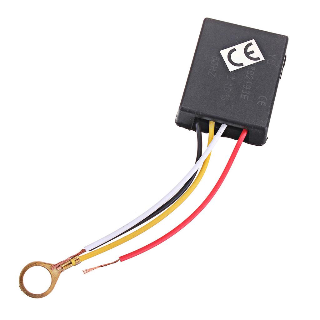 Sound Voice Sensor Automatic On Off Street Light Switch inductor/'Control AC 2 G4