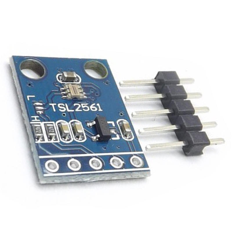 Gy-2561 tsl2561 Lumière Luminosité Capteur intensité lumineuse Arduino Raspberry pi