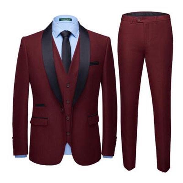 Tymhgt Mens Solid Slim Fit Party Leisure Peaked Lapel Suit Blazer Jackets