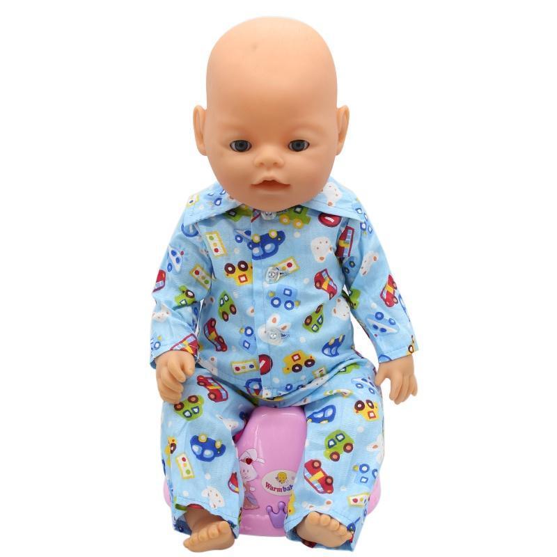 Nachthemd <<< 43 cm Orig.Zapf >>> BABY Born Prinzessinnen Schlafkleid Kleidung & Accessoires