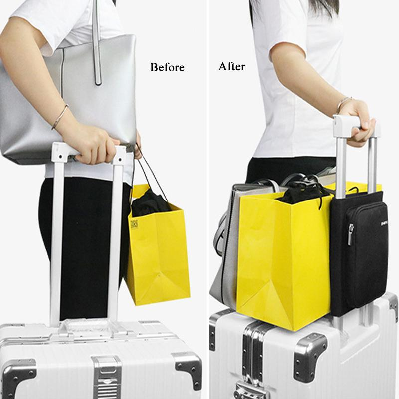 Luggage Straps Fixed Bag Foldable Suitcase Belts Portable Women Carry on Bags