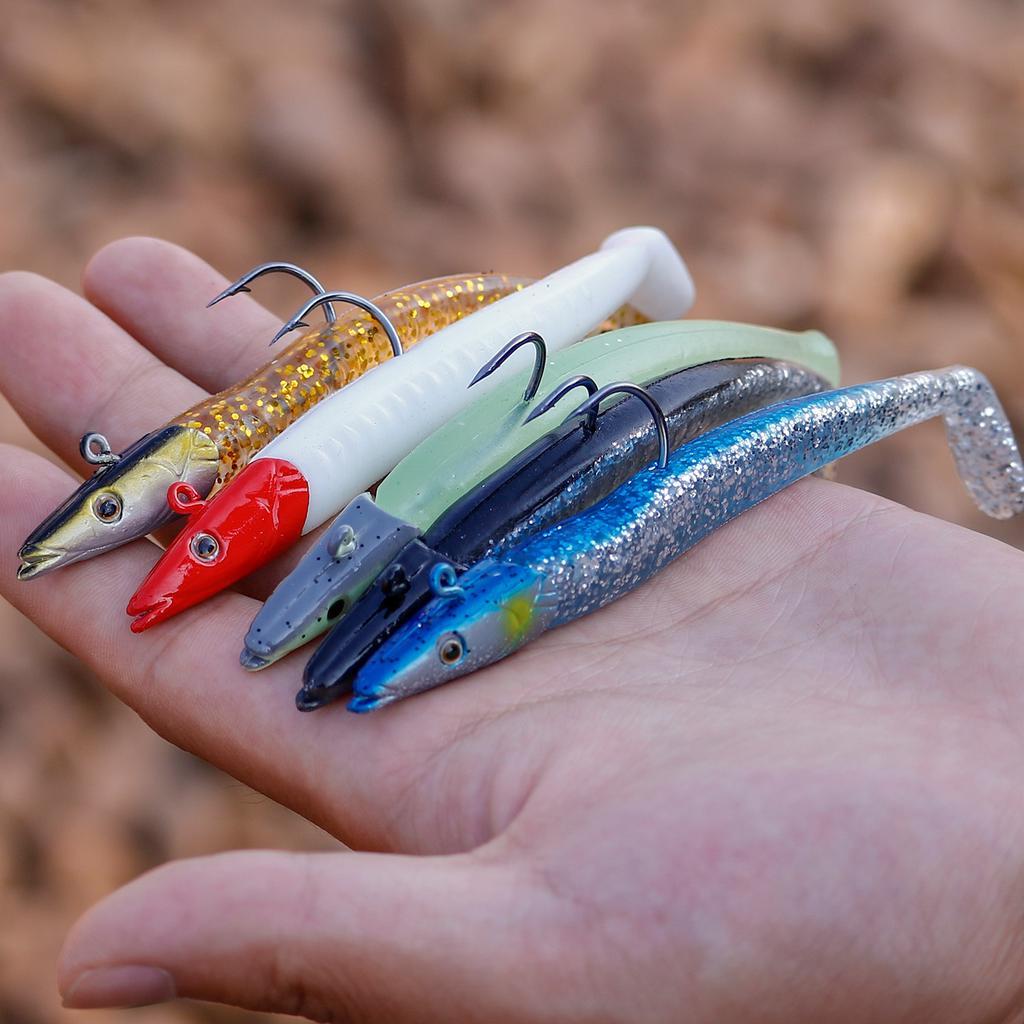 3PCS Fishing Lures 18cm 24g Minnows Carp Fishing Plastic Hard Baits Bass Crank