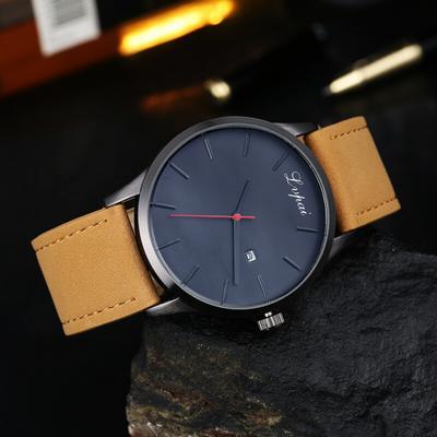 Fashion Hot Casual Sport Watches Men Business Quartz Wrist Watch