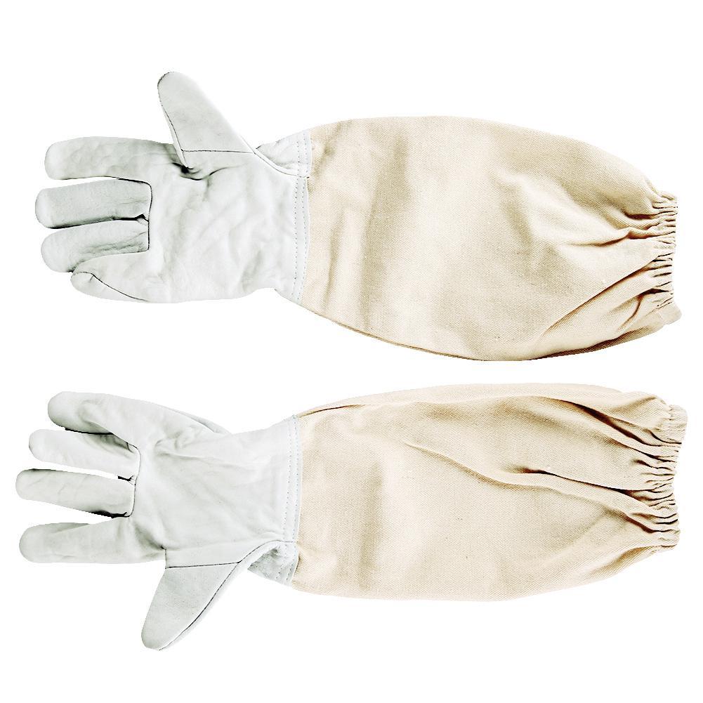 Equipment Beekeeping gloves Protective Beekeeper Long sleeves Practical
