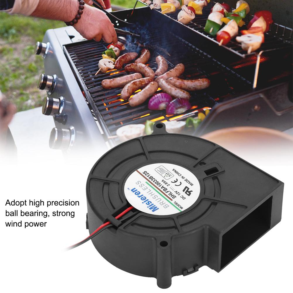 Barbecue Air Blower BBQ Grill Fire Bellows Picnic Camping Accessories Free Ship
