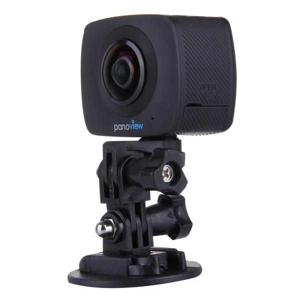 Digital camera pdv3600 VR camera dual lens 360 degree revolutionary  panoramic wifi holder