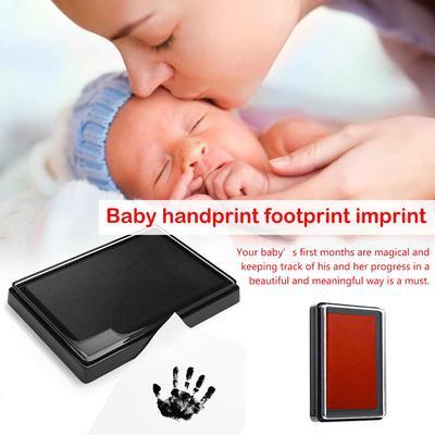 Jouets pour enfants 100g Pl/âtre Moulage poudre Clone poudre Kit b/éb/é enfants Handprints Footprints anniversaire unique cadeau