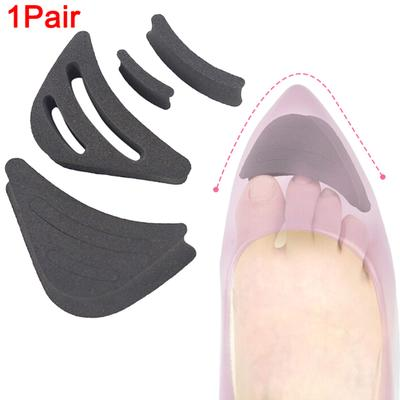 2x Sponge Forefoot Insert Toe Plug Half Forefoot Cushion Top Filler Pain Relief
