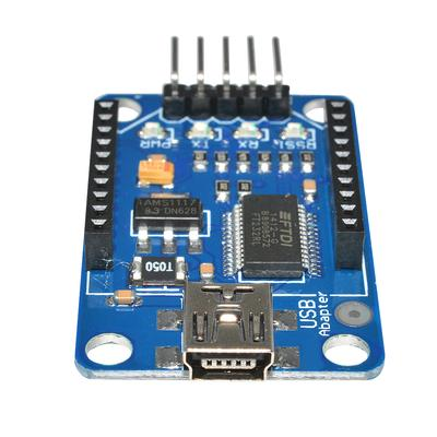 WEMOS CH340G Breakout 5V 3.3V USB To Serial Mod HV