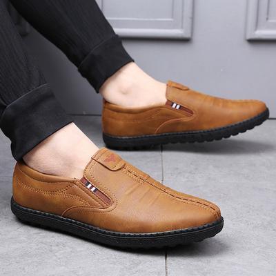 Autumn Casual Shoes Men's Leather Shoes