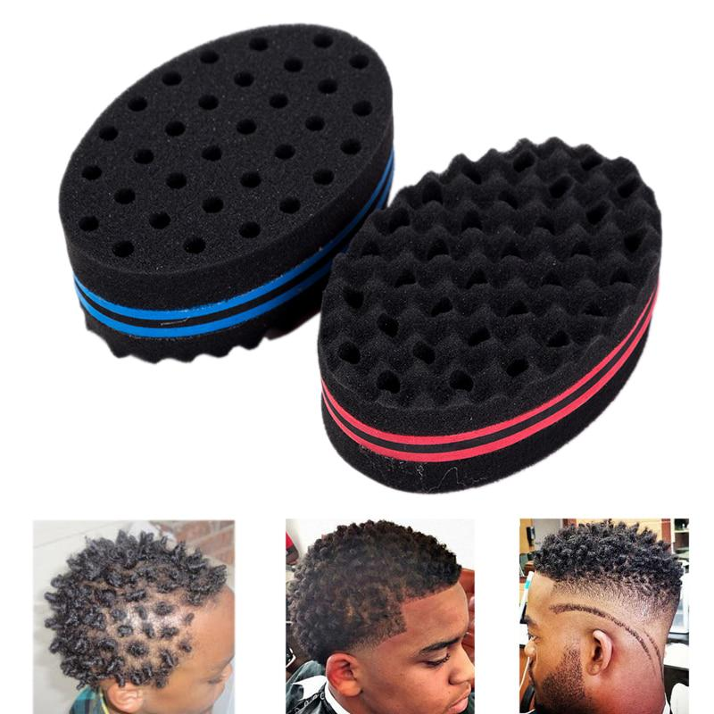 Braiders The Cheapest Price Fashion Hair Braider Sponge Curl Brush Sponge Hair Braiders Tool Glove Hair Styling Afro Coil Wave Dread Sponge Brush Hair Care & Styling