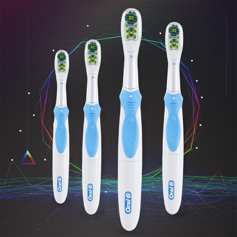 Braun ORAL-B B1010 Cruz acción potencia Crest Clean doble cepillo de dientes  eléctrico - comprar a precios bajos en la tienda en línea Joom f8f7e33704a1