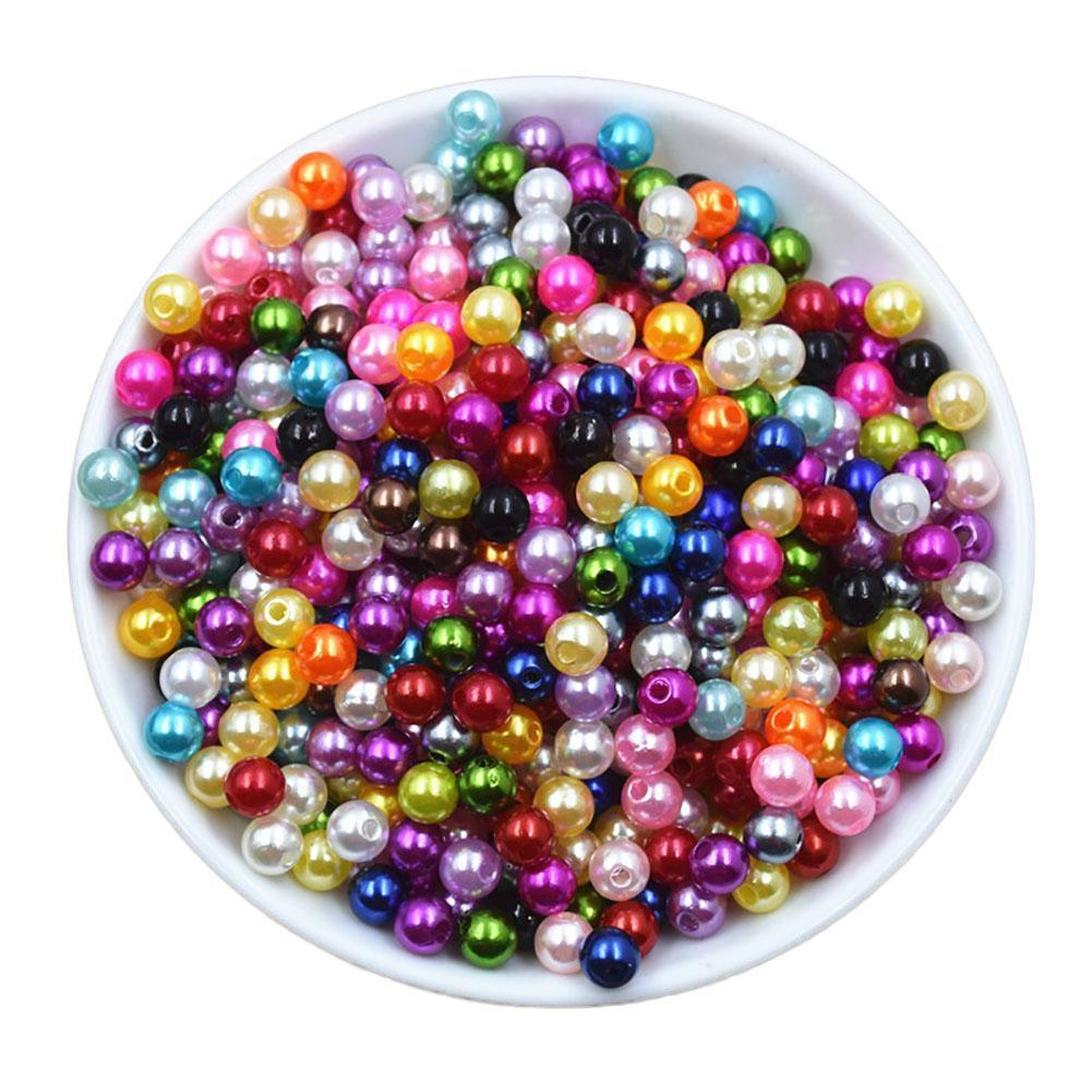 Organic Round Beads Set 8 Etched Donut Beads 9 mm x 13 mm Handmade Lampwork Beads M273 260 C568 Light Pink Blue Turquoise Purple Black