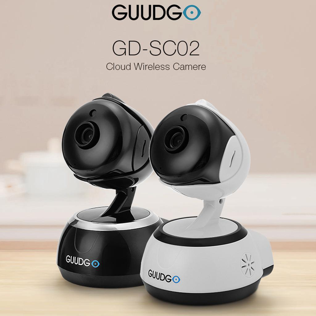 Wifi ip camera guudgo IP camera night vision motion detection support cloud  storage service