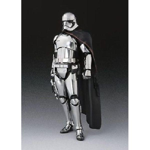 Bandai Japan NEW *** The Last Jedi SH S.H Figuarts Star Wars Captain Phasma