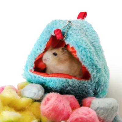Small Stuffed Animal Hammock, Pet Bird Hamster Bed Hanging Cage Nest Ferret Rat Squirrel Toys House Hammock K2i2 Buy At A Low Prices On Joom E Commerce Platform