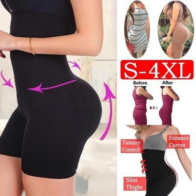 Women Ladies Slimming Underwear Shapewear Panties Waist Training Pants Briefs