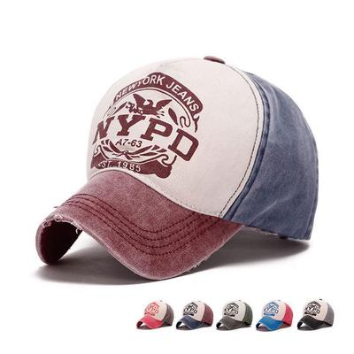 Algodón Vintage Snapback sombrero ajustable Unisex béisbol Cap por mayor  apoyo 763d978c3a3