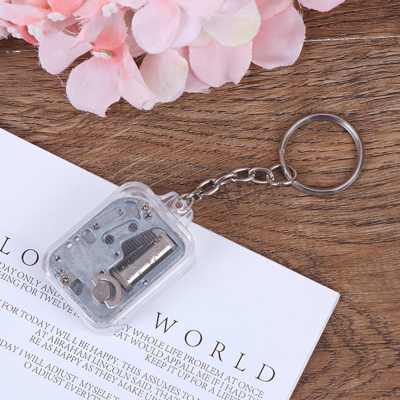 Keyfob Keychain Gift For Her Castle Keychain