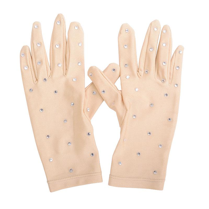 Thermal Figure Ice Roller Skating Gloves Glove For Competition and Practice