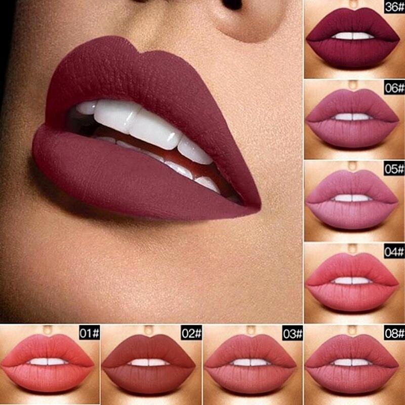 Оттенки губных помад фото