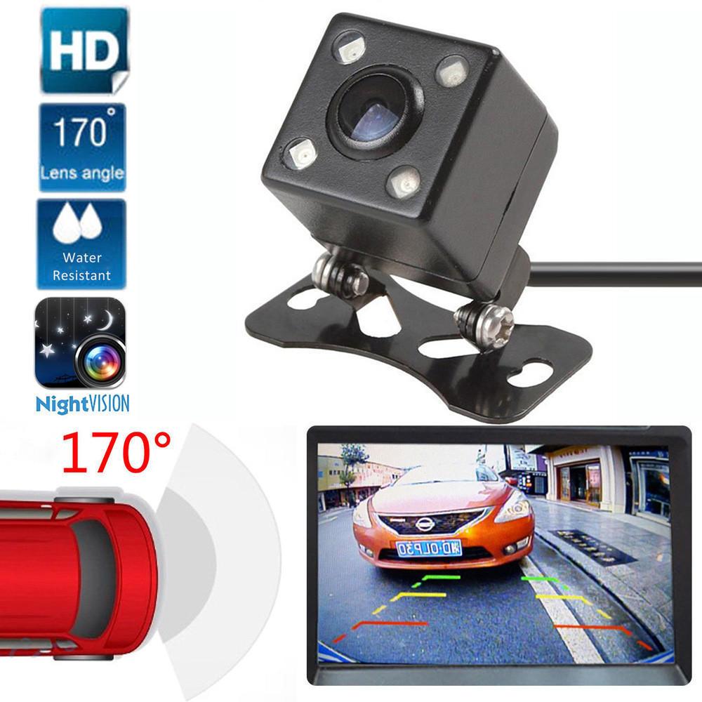 Mouldings & Trim Good 12v Hd 170º Car Rear View Reverse Backup Parking Camera Night Vision Waterproof