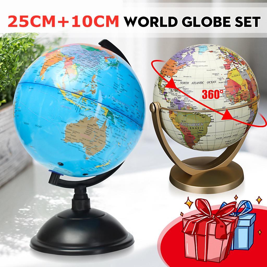 Globe map world World Map: