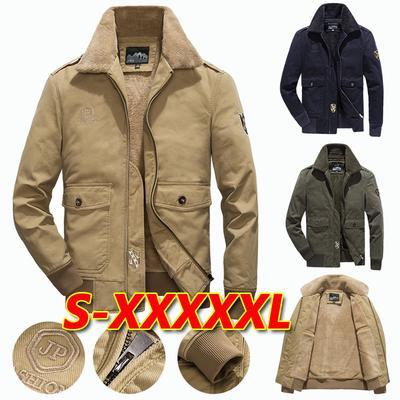 Winter Men 's Jacket Large Size Men' S Padded Jacket