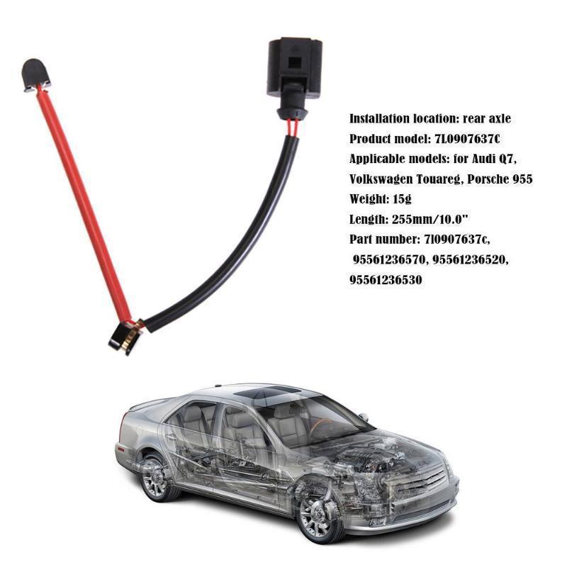 4PCS of PDC Parking Sensor 1S0919275 A For Audi VW Seat Skoda A6 A7 A8 Q3 Q5 Q7