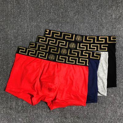 Men Underwear Boxers Cotton Soft Underpants Breathable Boxer Sexy Men Boxer Sexy