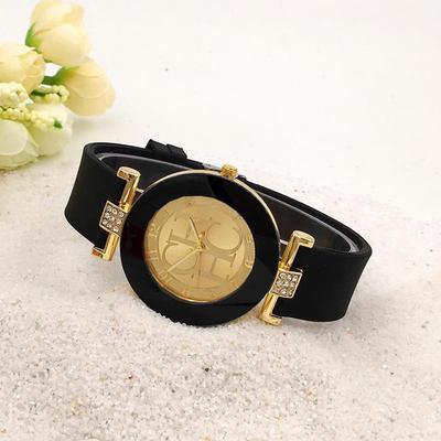 Brand Quartz Wristwatches Bracelet Dress Casual Women's Analog Display Watch