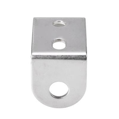 Sockel Silver Mount Oarlock Edelstahl Universal für Segeln