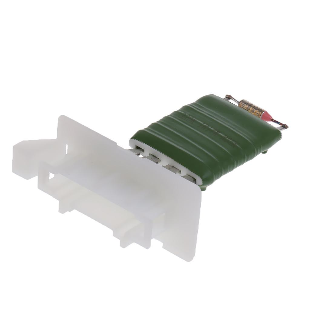 MagiDeal Car Heater Blower Motor Module Resistor for Opel Vectra C Signum 2002-2008