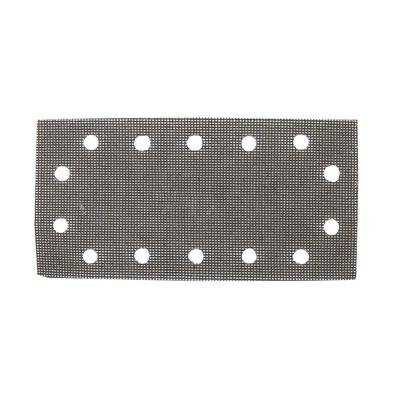 Silverline 40 Grit Hook /& Loop Mesh Sheets 115 x 230 mm 10pk Maille Abrasive