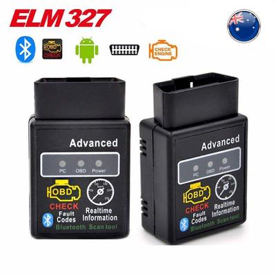 ELM327 V2.1 OBD2 Bluetooth Car Scanner Android Auto Torque Diagnostic Scan Apply