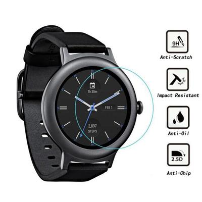 Tempered Glass Screen Protector For LG G Watch Sport / Style / R / W110 /