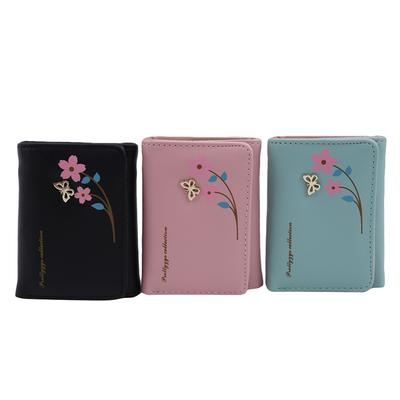 New Ladies Wallet Multi-Functional Large Capacity Womens Butterfly Purse