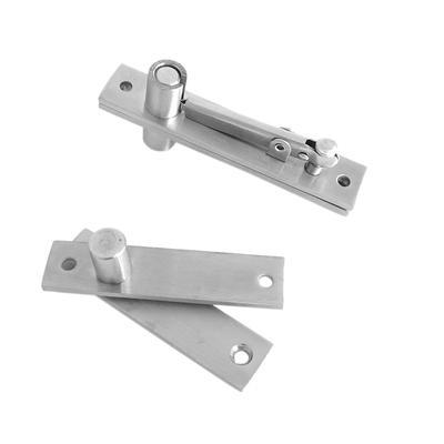 56mm L Hardware Stainless-Steel 360Degree Rotating Door Pivot Hinge Tone Rotars#