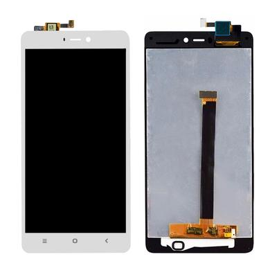 iPartsBuy Xiaomi Mi 4S LCD Screen Touch Screen Digitizer Assembly White .