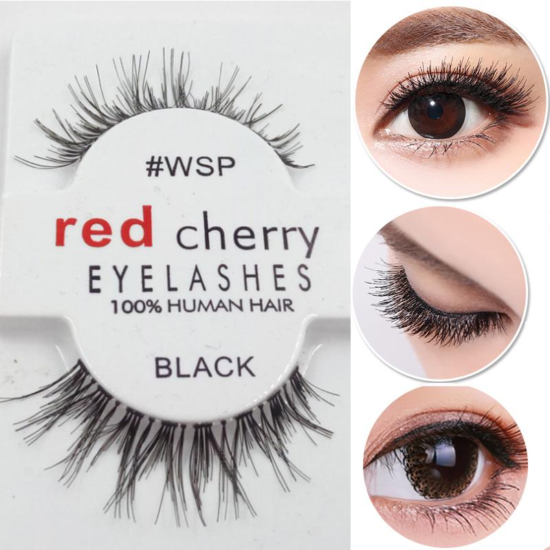 Makeup Beauty Women Natural Soft Long Thick False Eyelashes Buy At A