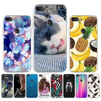 Soft Silicone Case for Alcatel 1 1C 1X 1S 2019 1V 3L 2020 Case 5033D 5024D 5028D 5029 5007 Cover Painted Cartoon Cute Patterned Phone Bumper