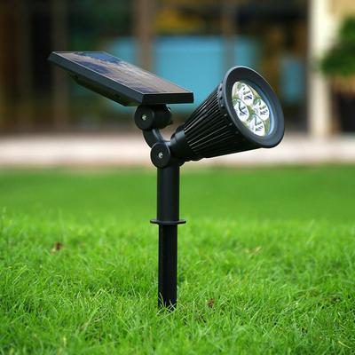 Solar Power Outdoor Garden 48LED Lamp Spotlight Lawn Landscape Waterproof Lights