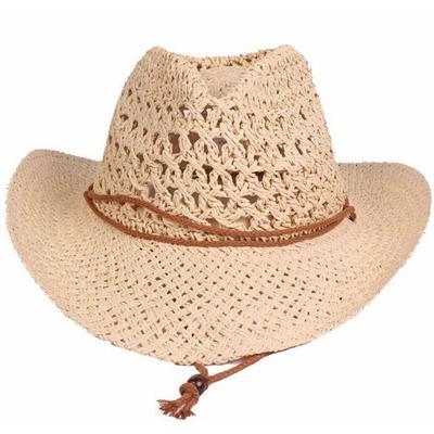 56b974993e7 Shapeable Cowboy Wide Brim Panama Summer Hat Cap Beach Hat Sun Cap