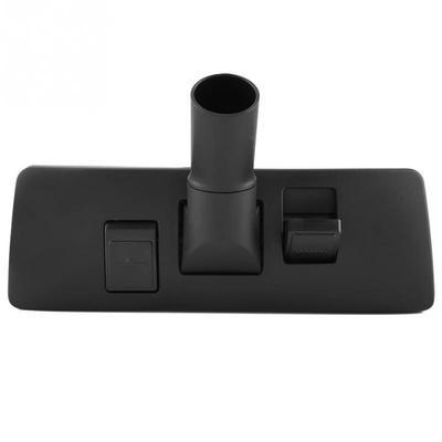 Universal 32mm Rund Staubsauger Pinsel Kopf Abstauben Fugendüse Entstauber Black